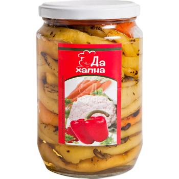 Roasted lombardi peppers Da Hapna 680 g