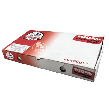 Da Hapna pork kebapche box 34 x 100g 34 kg