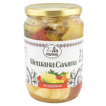 Da Hapna mixed salad pickle 720 g