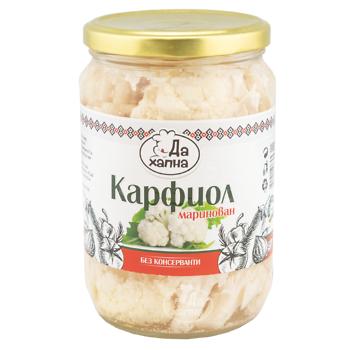 Da Hapna Cauliflower marinated 720 g