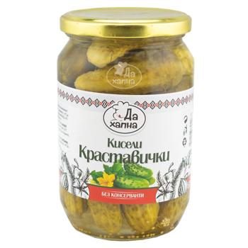 Da Hapna pickles 720 g