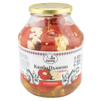 Da Hapna cambi with cauliflower 17 kg