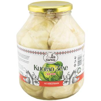 Da Hapna cabbage leaves 16 kg