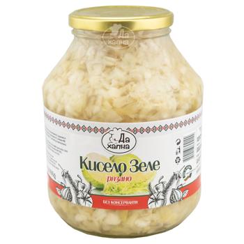 Pickled cabbage jar Da Hapna 16 kg