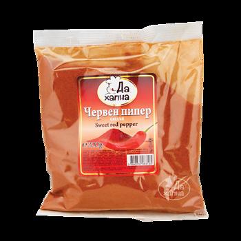 Da Hapna sweet red pepper 200 g 200 g