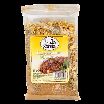 Da Hapna spice for lentils 100 g 100 g