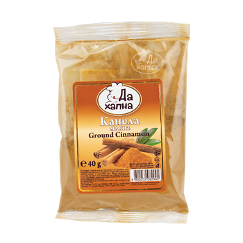 Da Hapna cinnamon in an envelope 40 g 40 g