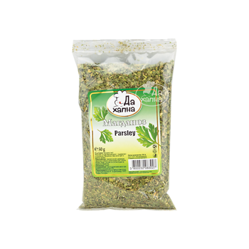 Da Hapna parsley in an envelope 50g 50 g