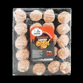 Da Hapna meatballs Hushovete 20 60gr 12 kg