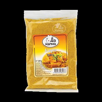 Da Hapna Curry Envelope 100 g 100 g