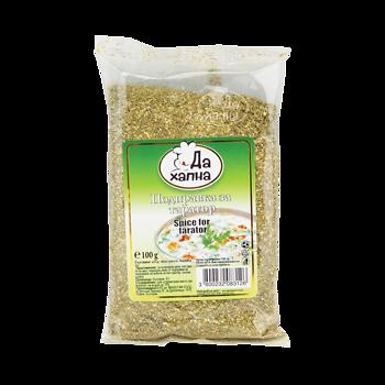 Da Hapna spice for tarator in an envelope 100 g 100 g