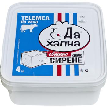 Cheese Delicates Da hapna 40 kg